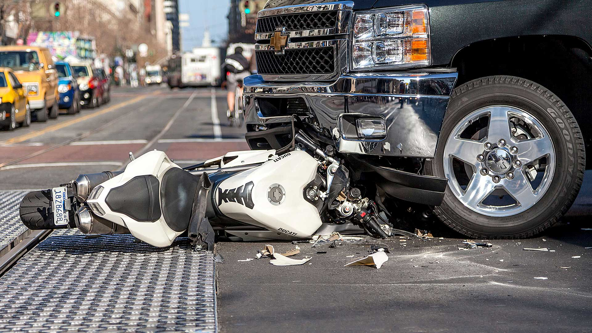 Teresa P Williams Motorcycle Accident Attorney