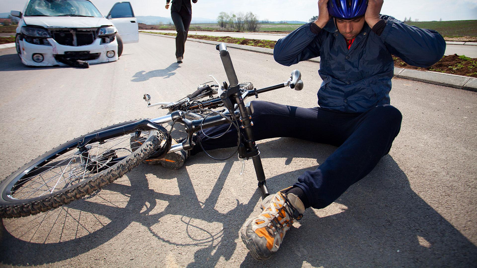 Teresa P Williams Bicycle Accidents